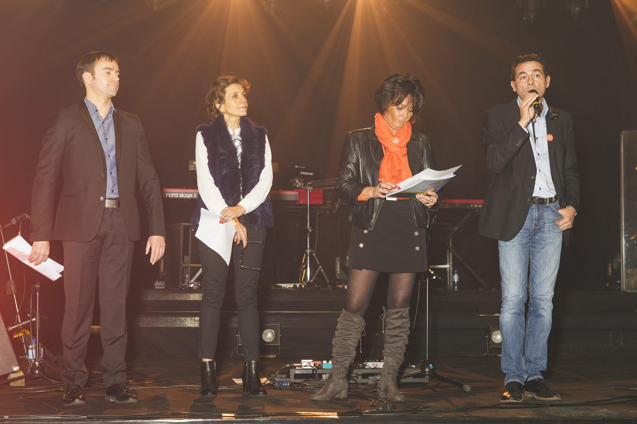 Le Tube - Les Bourdaines - Corinne Barbasso - Bruas, Didier Viricel, Lionnel Camblane,