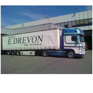 Partenaires Le Tube - Drevon Transports